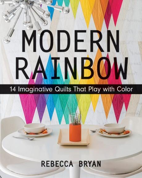 Modern Rainbow Rebecca Bryan