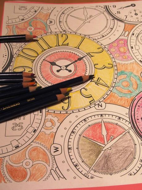 Amanda Elegant two pencils