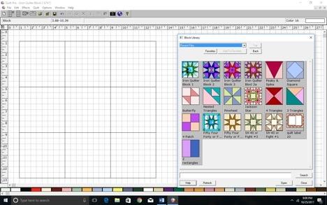 Test Drive: Quilt-Pro V6 Quilt Design Software Â« Generation Q Magazine : quilt design software reviews - Adamdwight.com
